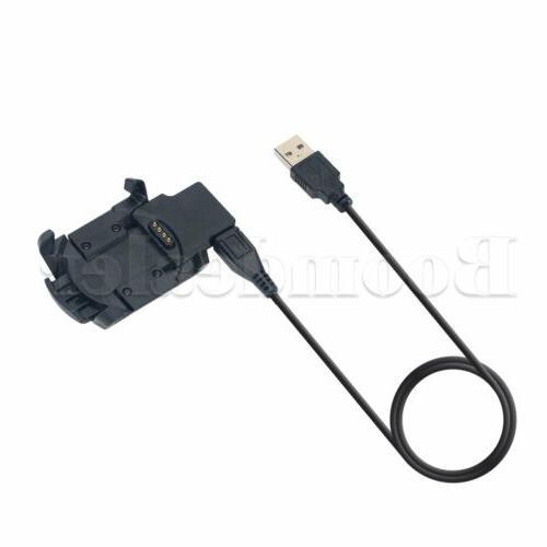 USB Charger Station For Fenix 3 HR Quatix 3 /Fenix 3GPS