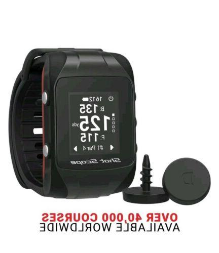 Shot Scope V2 GPS Watch incl Performance Tracking