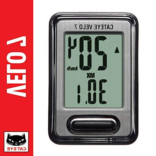 CAT Velo 7 Wired Bike with Odometer