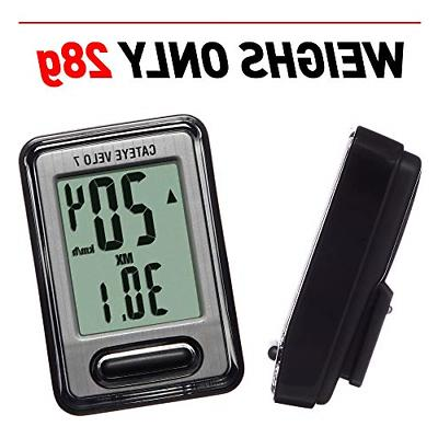CAT Velo 7 Wired with Odometer