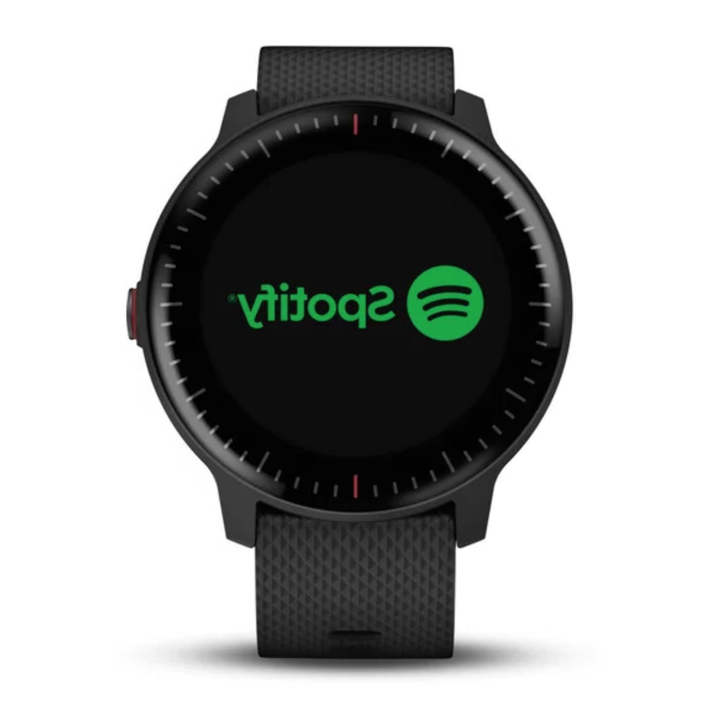 vivoactive 3 fitness watch music with verizon