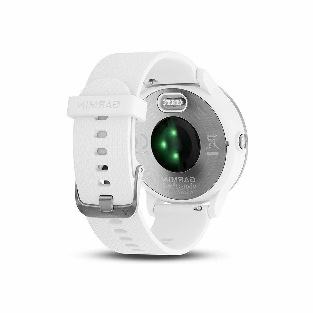 Garmin Vivoactive 3 GPS Built-In Sport Apps