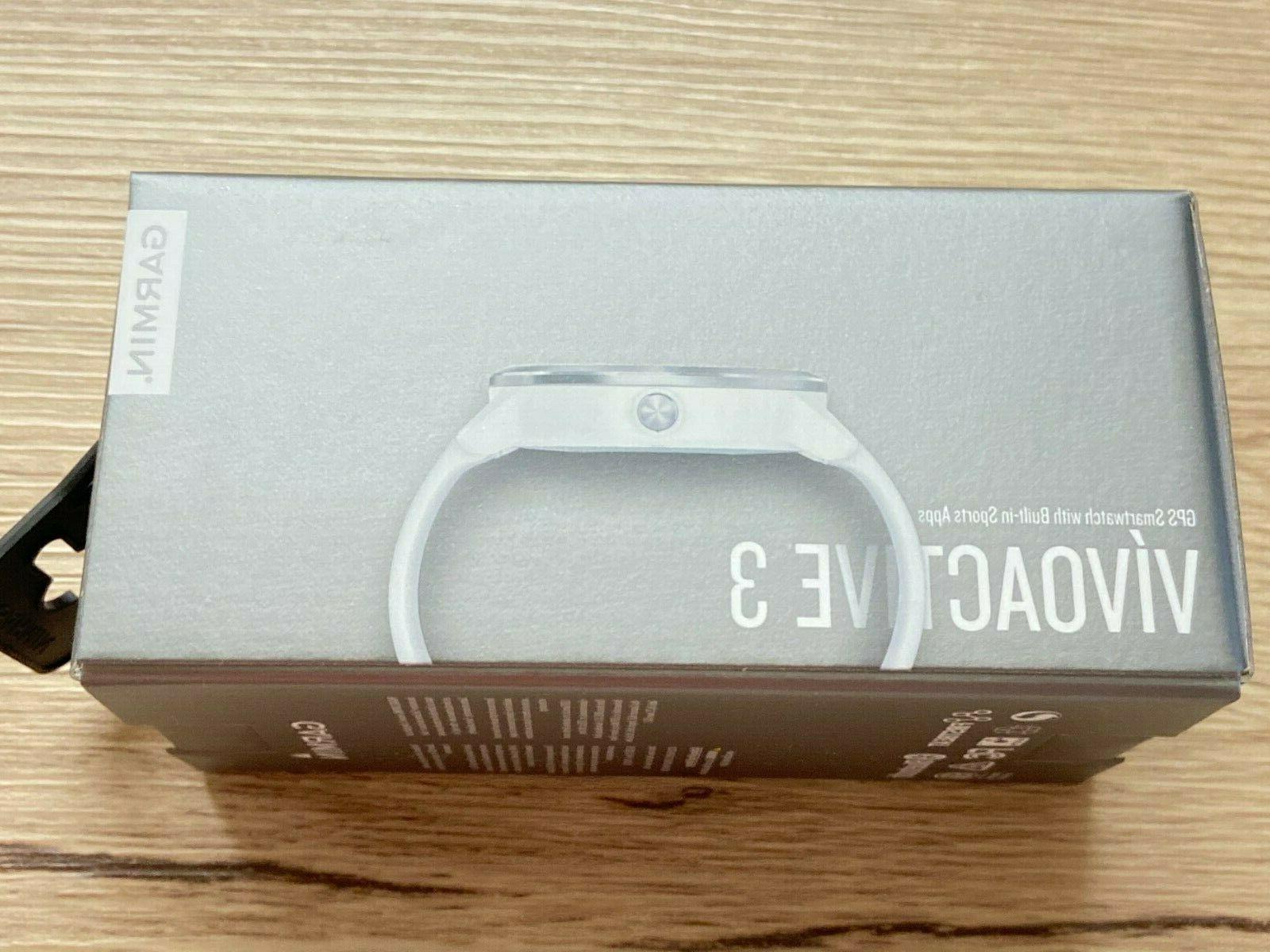 Garmin 3 GPS Watch Built-In Sport