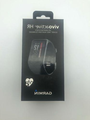 vivoactive hr 010 01605 gps smartwatch regular