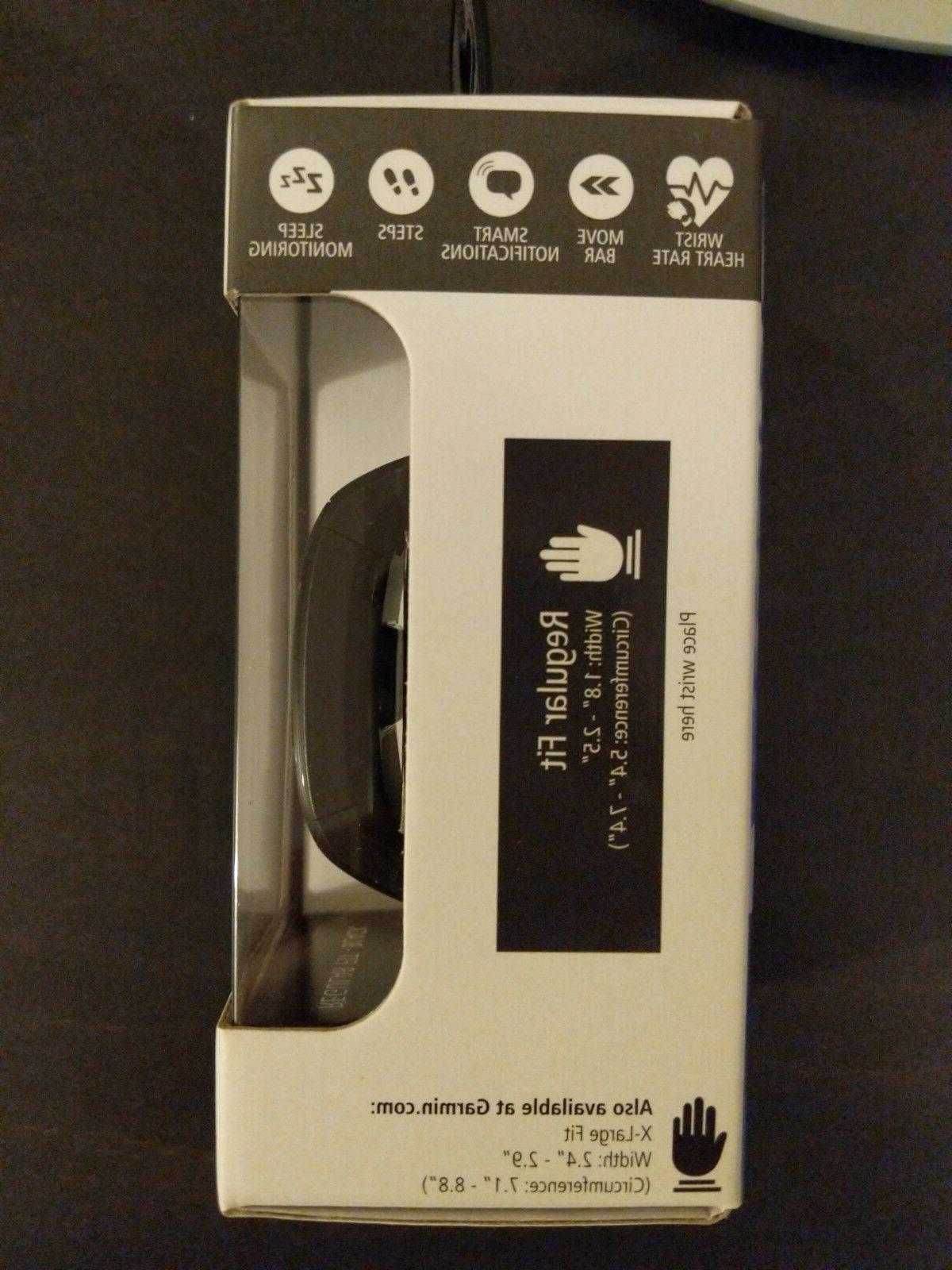 Garmin Tracker Regular Fit - Black