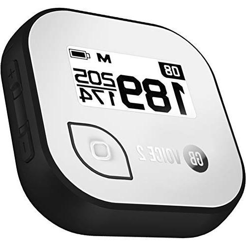 Golf Buddy Bundle Voice 2 Golfbuddy Talking Silicon Wristband