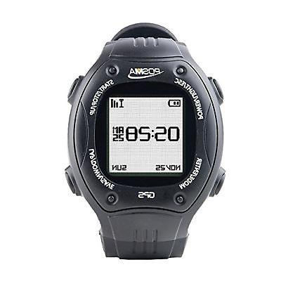 W2 POSMA GPS Running Cycling Hiking Multisport Watch