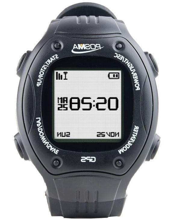 Posma W2 Running Hiking Multi-sport Watch ANT