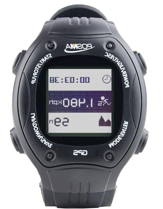 Posma GPS Running Hiking Multi-sport Watch plus