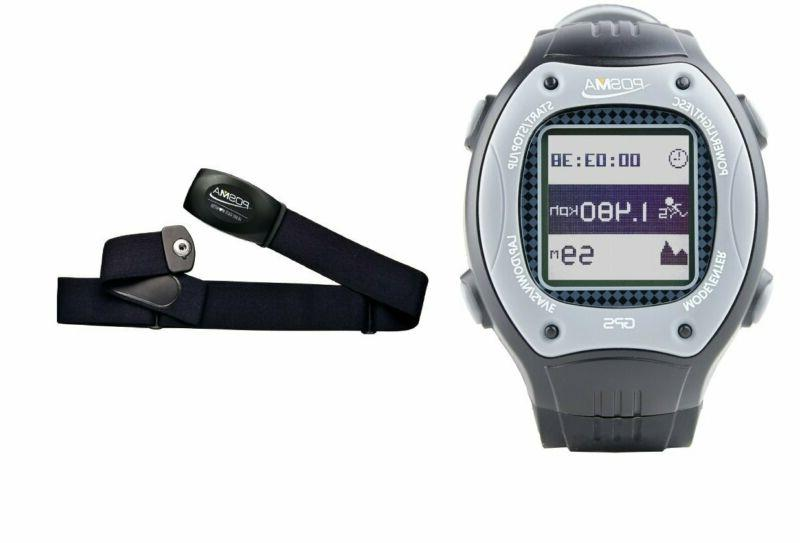 w3 gps navigation multisport watch with ant