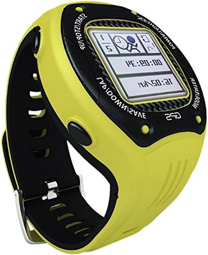 POSMA W3 Cycling Multisport Navigation Yellow