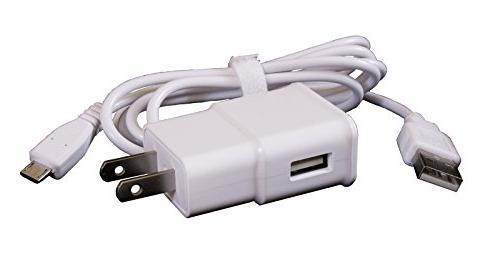 ReadyPlug USB Wall Charger for: Polar M400 GPS Smart Sports