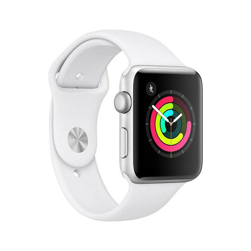 Apple Series 3 Sliver/Gray Sport Band