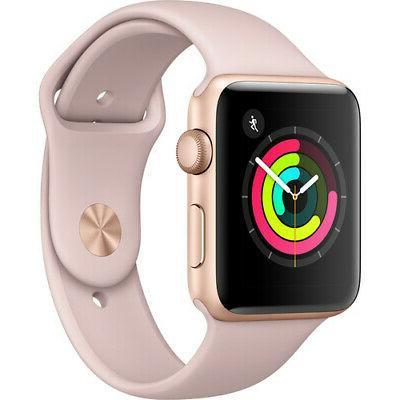 Apple Watch Series - 38mm GPS Only - Aluminum Smart