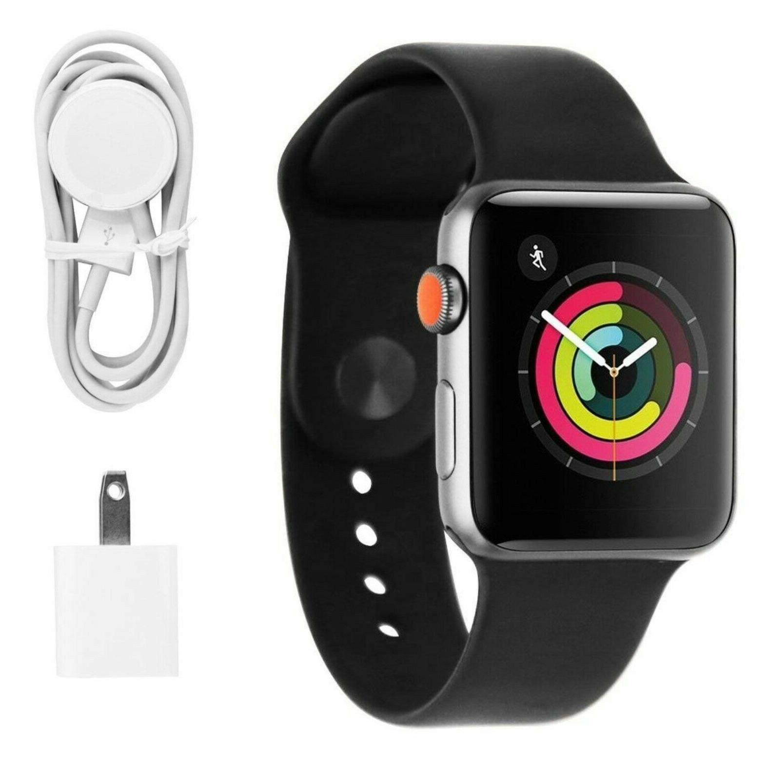 Apple Watch Series 3 42mm Aluminum with GPS/Cellular