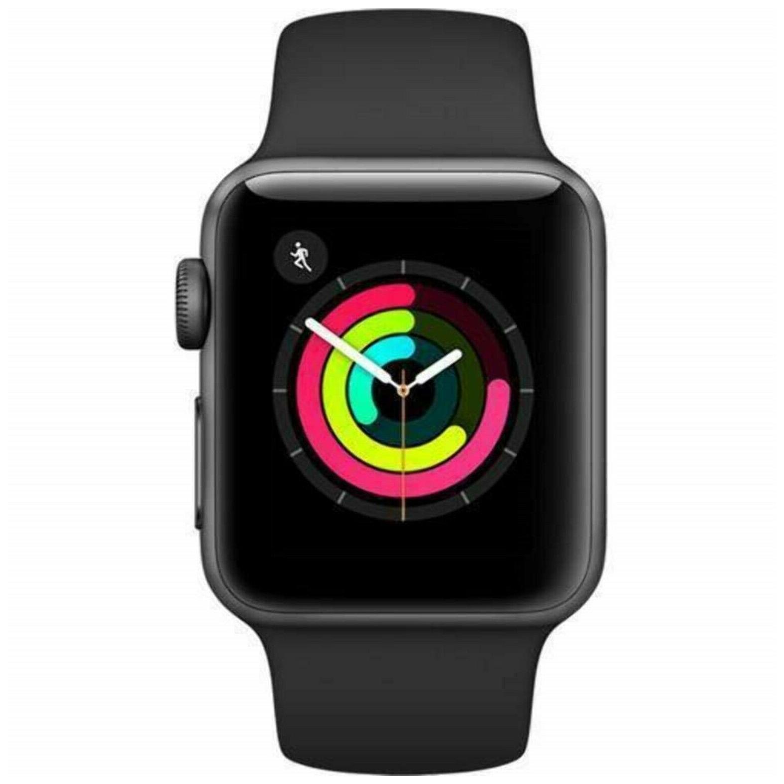 Apple Watch 42mm Aluminum with GPS/Cellular