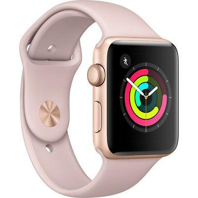 Apple Watch Series - 42mm GPS Only Aluminum Smart - Colors