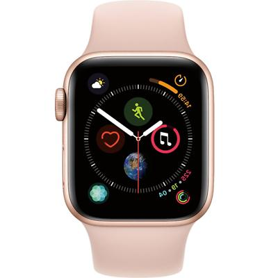 Apple Watch Series GPS 40mm Gold Case with Pink Sand Band MU682LL/A
