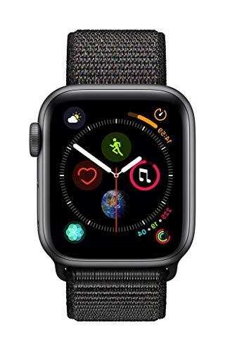 watch series 4 gps 40mm space gray