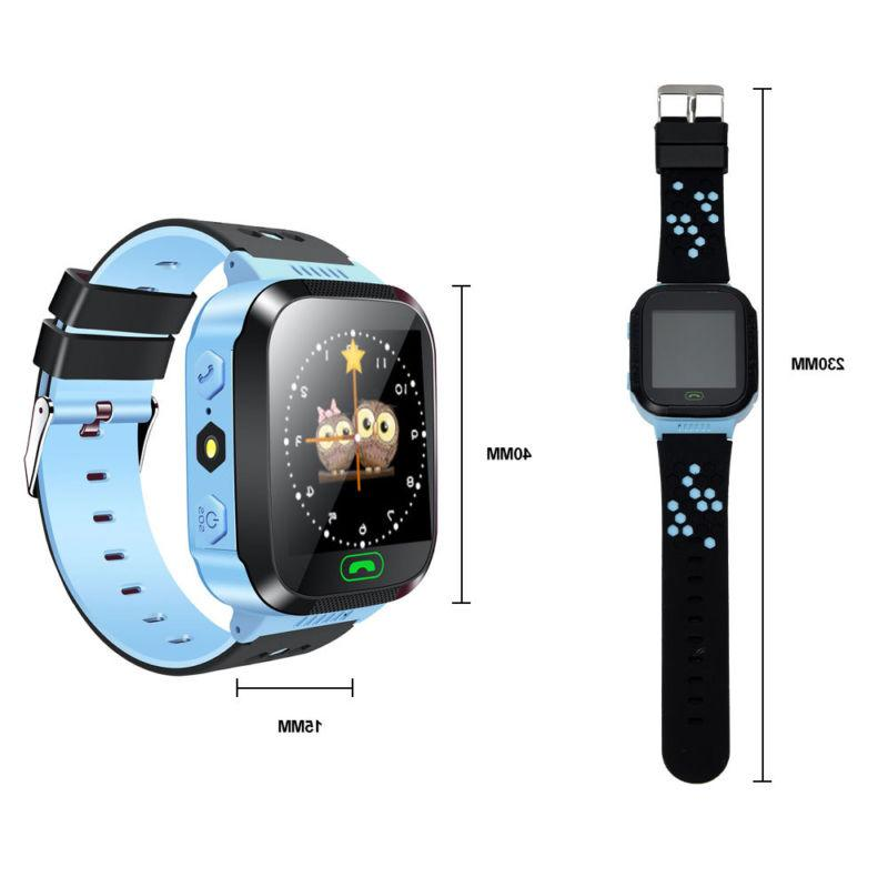 Waterproof Anti-lost Tracker SOS Call Smart For iOS