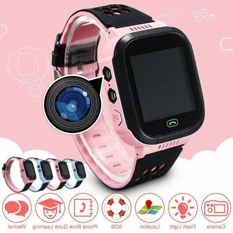 Waterproof GPS Tracker Kids SOS For