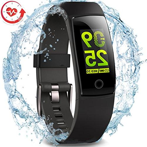 waterproof health tracker