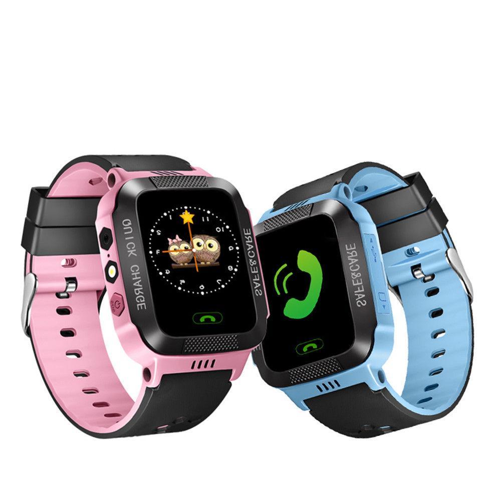Kids Anti-lost Smart Safe Wristwatch