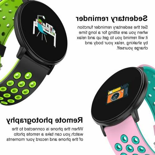 Waterproof Smart Monitor Wristband