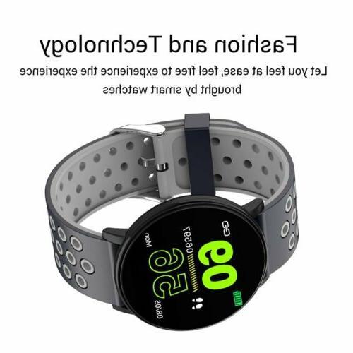Waterproof Smart Heart Monitor Sports Wristband