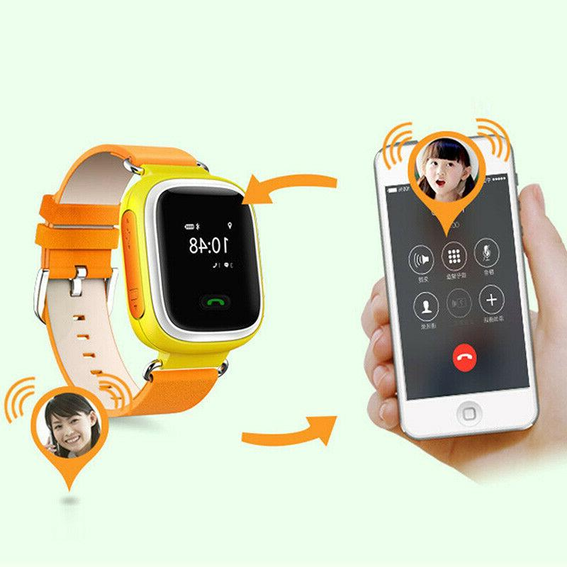 Waterproof Watch Touch Call