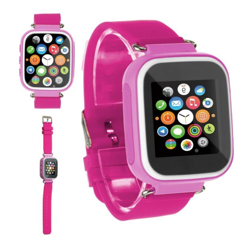 Waterproof Touch Phone Kids Location Tracker Bracelet