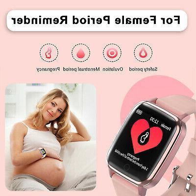 Waterproof Women Heart Rate Pressure Bracelet