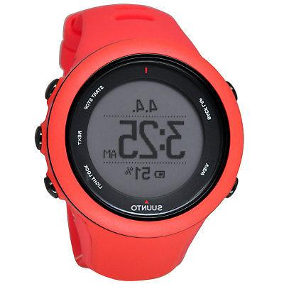 women s ss021468000 ambit3 digital red silicone