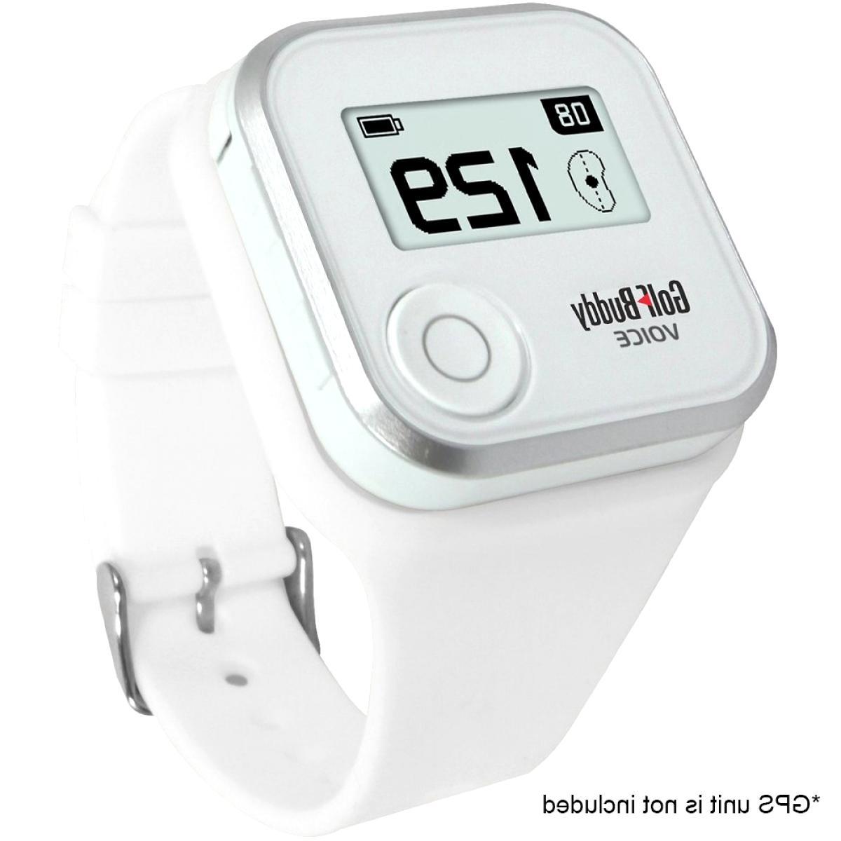 wrist band gps rangefinder voice 1 2