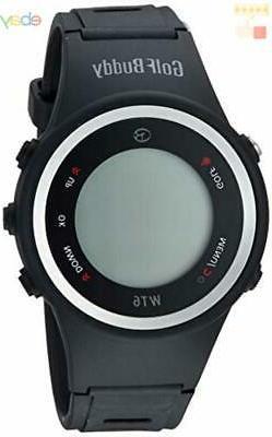 GOLFBUDDY WT6 Golf GPS Watch with Hazard Distance and Auto C