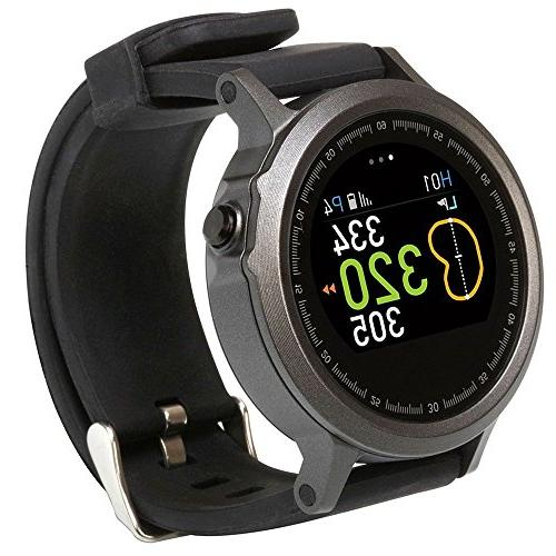 GolfBuddy WTX Smart GPS Watch Bonus Buddy Towel