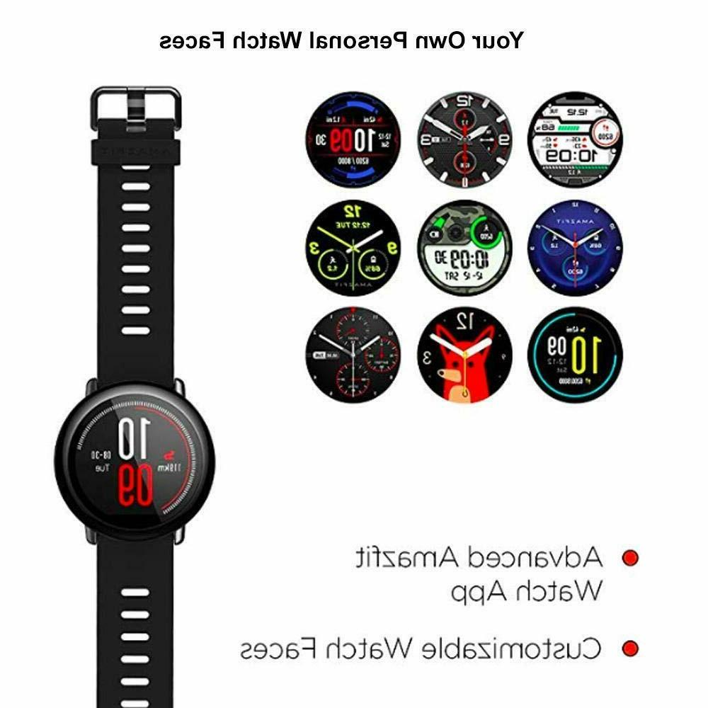 Xiaomi Pace Smart Watch, Sports - Black