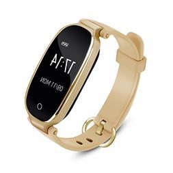 AGPTEK Lady Fitness Tracker,Smartwatch Activity Tracker Hear