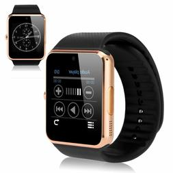 Latest Bluetooth Smart Watch Phone Mate GPS Touch Screen for