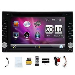 Latest Version ! 800MHZ CPU !!! 6.2 Inch Car DVD Player Digi
