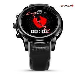 Lemfo LEM5 Bluetooth Wireless SIM GPS Wrist Smart Watch Phon