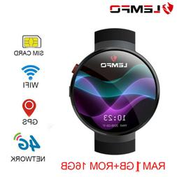 lem7 smart watch 2018 man watch 4g