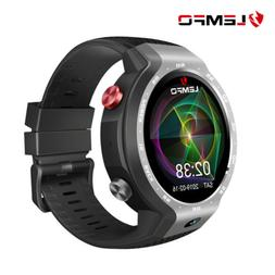 LEMFO LEM9 LTE 4G Men Smart Watch Phone Android 7.1 GPS WIFI