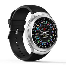 les2 smart watch phone 3g sim gps