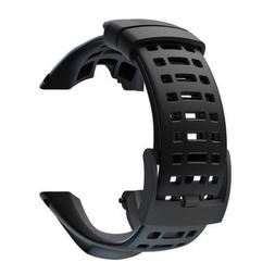 Luxury Rubber Watch Replacement Band Strap For Suunto Ambit