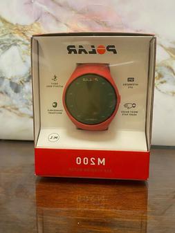 Polar M200 Waterproof Wrist Heart Rate GPS Running Watch Act
