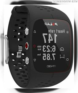 Polar M430 GPS Enabled Running Watch Black
