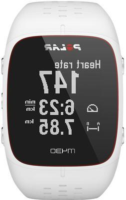 Polar M430 GPS Running Watch White  90067355 RRP£174.5
