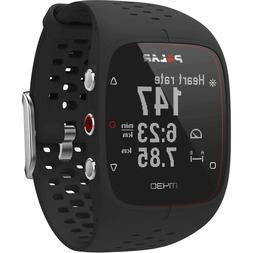 Polar M430 GPS Watch with Optical HR Black