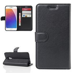 Meizu Pro 6 Case, Meizu Pro 6 Cover Thin Flip Cover Case Sta